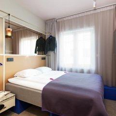 Отель Scandic Karl Johan 3* Стандартный номер с различными типами кроватей фото 8