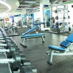 Отель Park Village Serviced Suites Бангкок фитнесс-зал фото 2