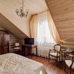 Отель Маяковский Лесной комната для гостей фото 2