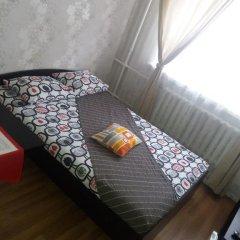 City Hostel Стандартный номер двуспальная кровать фото 11