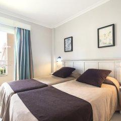 Отель Aparthotel Green Garden 4* Апартаменты с различными типами кроватей фото 2