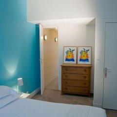 Отель Hôtel Arvor Saint Georges 4* Улучшенный номер с различными типами кроватей фото 4