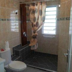 Отель Residence Les Cocotiers Папеэте ванная фото 2