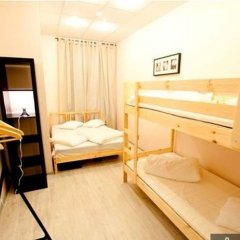 Central Hostel on Tverskoy-Yamskoy Стандартный номер с различными типами кроватей фото 10