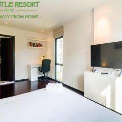 Отель The Title Phuket 4* Номер Делюкс с разными типами кроватей фото 8
