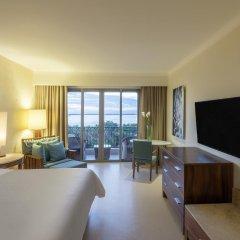 Отель Fiesta Americana Condesa Cancun - Все включено 4* Улучшенный номер с различными типами кроватей фото 4