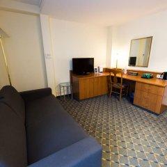 Отель 4mex Inn 4* Стандартный номер с различными типами кроватей фото 5