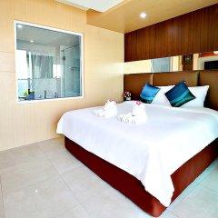 Отель Golden Dragon Beach Pattaya 3* Улучшенный номер с различными типами кроватей