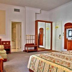 TOP Hotel Ambassador-Zlata Husa 4* Стандартный номер с разными типами кроватей фото 11