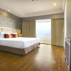 Отель D Varee Jomtien Beach 4* Стандартный номер с различными типами кроватей фото 5