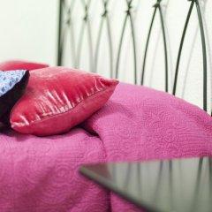 Отель Hostal Salamanca Стандартный семейный номер с двуспальной кроватью фото 9
