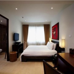 Отель Serenity Resort & Residences Phuket 4* Стандартный номер с двуспальной кроватью