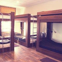 Гостиница Старая Самара Кровать в общем номере с двухъярусными кроватями фото 5