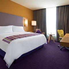 Отель Hilton Garden Inn Monterrey Airport 3* Стандартный номер с различными типами кроватей фото 3