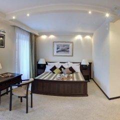 Гостиница Голубая Лагуна Студия с двуспальной кроватью фото 8