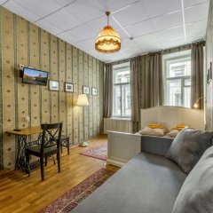Отель Друзья на Казанской Санкт-Петербург комната для гостей фото 4