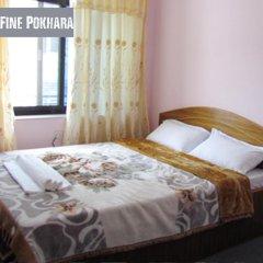 Отель Fine Pokhara Непал, Покхара - отзывы, цены и фото номеров - забронировать отель Fine Pokhara онлайн комната для гостей фото 2