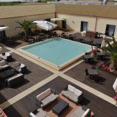 Отель Sikania Resort & Spa Бутера фитнесс-зал