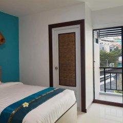 Отель Wattana Place 3* Номер Делюкс с 2 отдельными кроватями фото 9