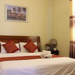 Отель Thanh Luan Hoi An Homestay Номер Делюкс с различными типами кроватей фото 2