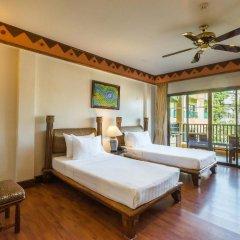 Отель Chaba Cabana Beach Resort 4* Номер Делюкс с различными типами кроватей фото 6