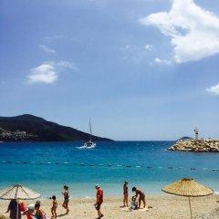 Villa Valo Турция, Калкан - отзывы, цены и фото номеров - забронировать отель Villa Valo онлайн пляж фото 2
