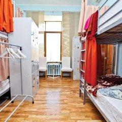 Seasons Hostel Кровать в общем номере двухъярусные кровати фото 2