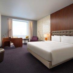 Hilton Saint Petersburg Expoforum Hotel 4* Стандартный номер с различными типами кроватей