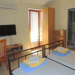 Отель Rooms Villa Desa 3* Стандартный номер с двуспальной кроватью фото 11