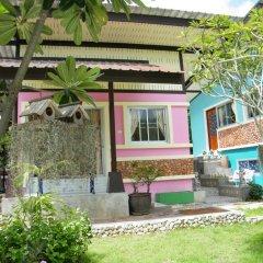 Отель Ya Teng Homestay 2* Стандартный номер с двуспальной кроватью фото 21