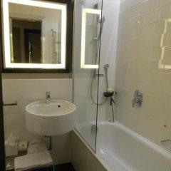 Отель Starhotels Michelangelo 4* Улучшенный номер с различными типами кроватей фото 25