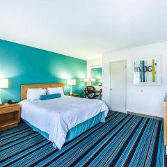 Отель Good Nite Inn West Los Angeles-Century City 2* Стандартный номер с различными типами кроватей фото 6