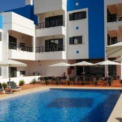 Vicentina Hotel бассейн