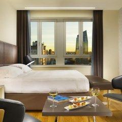 UNA Hotel Century 4* Полулюкс с различными типами кроватей фото 7