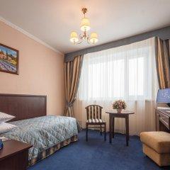 Гостиница Салют 4* Номер Комфорт с разными типами кроватей фото 12