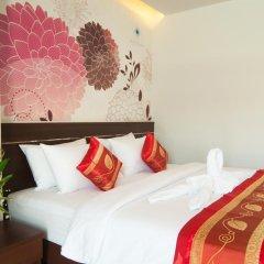 The Crystal Beach Hotel 3* Стандартный номер разные типы кроватей фото 3