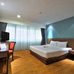 Narai Hotel 4* Улучшенный номер с различными типами кроватей