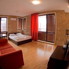 Отель ApartComplex Amara Sunny Beach Болгария, Солнечный берег - отзывы, цены и фото номеров - забронировать отель ApartComplex Amara Sunny Beach онлайн комната для гостей фото 3