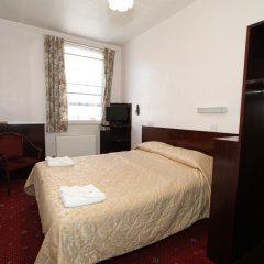 Ridgemount Hotel 2* Стандартный номер с двуспальной кроватью фото 4