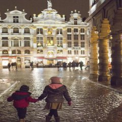 Отель B&B Brussels@Heart Бельгия, Брюссель - отзывы, цены и фото номеров - забронировать отель B&B Brussels@Heart онлайн фото 2