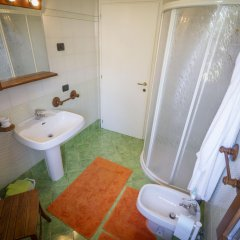 Отель I Borghi Della Schiara Беллуно ванная фото 2