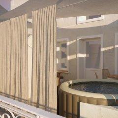 Отель La Maltese Estate, Buddha-Bar Beach Santorini 5* Представительский номер с различными типами кроватей фото 5