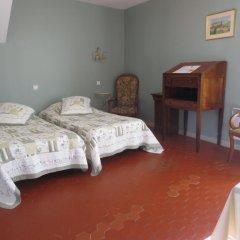 Отель l'oustau 3* Стандартный номер с различными типами кроватей