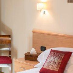Hotel Casa Del Pellegrino 3* Номер Делюкс фото 8