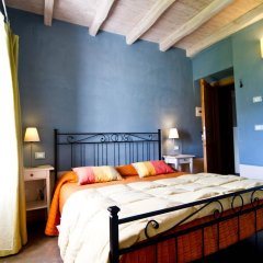 Отель B&B Lo Spigo Стандартный номер фото 8