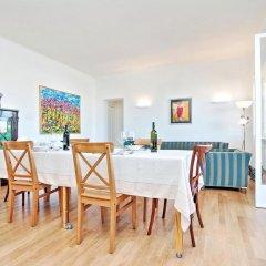 Апартаменты Salaria Apartment питание