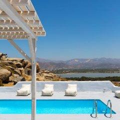 Отель Naxian Utopia Luxury Villas & Suites 3* Люкс с различными типами кроватей фото 18
