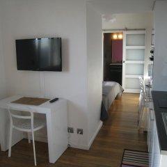 Отель At Home in Paris Булонь-Бийанкур удобства в номере фото 2