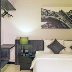 Отель The Rich Sotel 3* Номер Делюкс с различными типами кроватей фото 7