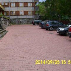 Отель Ośrodek Szpulki Закопане парковка
